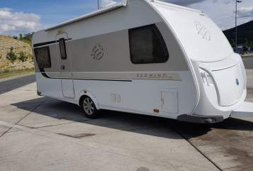 Hire a motorhome in Annerveenschekanaal from private owners  Knaus Sudwind  Knaus Sudwind
