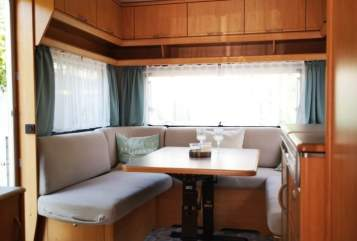 Hire a motorhome in Hattersheim am Main from private owners  KNAUS  Knausi