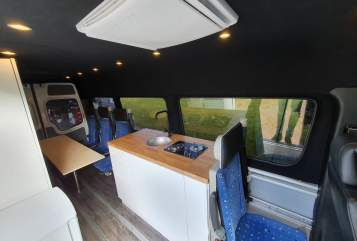Hire a motorhome in Schellinkhout from private owners  Mercedes Benz Luxe Sprinter