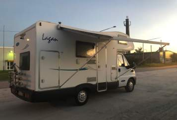 Hire a motorhome in Greifswald from private owners  Fiat Ducato Louis
