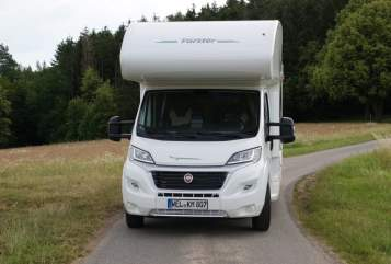Hire a motorhome in Löhnberg from private owners| Forster  Forster A741 VB
