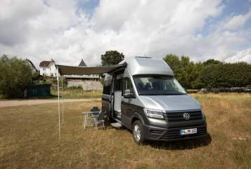 Hire a motorhome in Lübeck from private owners  VW MK Camper 602
