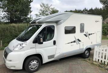 Hire a motorhome in Lütjensee from private owners| Fiat Ducato Lüly to go