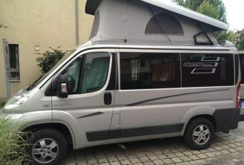 Hire a motorhome in Düsseldorf from private owners| Hymer Hymercar