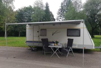 Hire a motorhome in Sonthofen from private owners| Bürstner Molly
