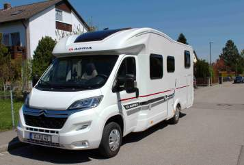 Hire a motorhome in Neusäß from private owners| Citroên DonReinus