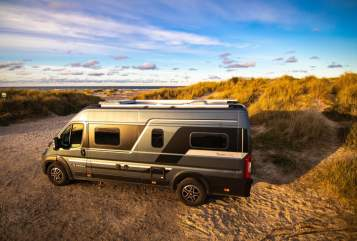 Hire a motorhome in Holthusen from private owners| ADRIA Homi