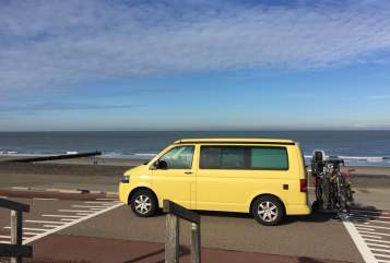 Hire a motorhome in Karlsruhe from private owners| VW T5 KATE