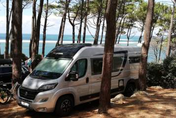 Hire a motorhome in Dasing from private owners  Pössl  DahoamToGo