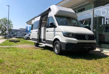Hire a motorhome in Landshut from private owners  VW Großer Cali