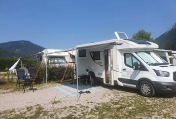 Hire a motorhome in Winnenden from private owners| Roller Team Tacko