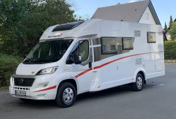 Hire a motorhome in Wiesbaden from private owners| Fiat Tonic