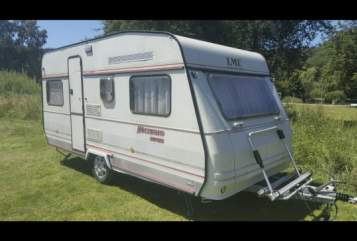 Hire a motorhome in Wuppertal from private owners| LMC Peters