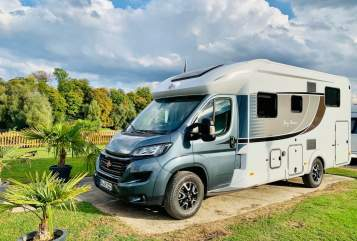 Hire a motorhome in Bonn from private owners| Bürstner Inselhopper