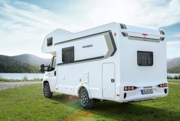Hire a motorhome in Celle from private owners| Weinsberg Alko