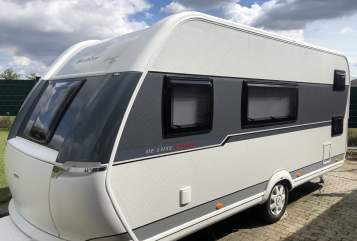 Hire a motorhome in Düngenheim from private owners  Hobby Olwi