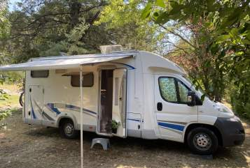 Hire a motorhome in Hattingen from private owners| Fiat Puccini