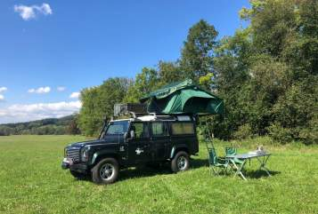 Hire a motorhome in Allensbach from private owners| Land Rover Chiron