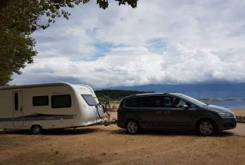 Hire a motorhome in Neubeuern from private owners| Hobby Der Hobbyt