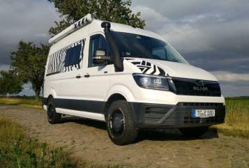 """Hire a motorhome in Wiedemar from private owners