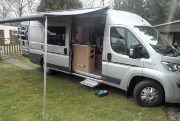 Hire a motorhome in Rostock from private owners| Adria  SunLiving640SLX