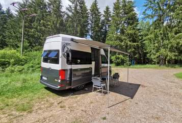Hire a motorhome in Wernigerode from private owners| VW  HarzVan