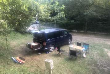 Hire a motorhome in Dresden from private owners| VW Arni