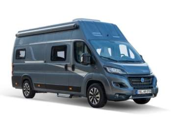 Hire a motorhome in Frittlingen from private owners| Knaus Boxlife grey