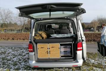 Hire a motorhome in Gerlingen from private owners| VW Tänzer