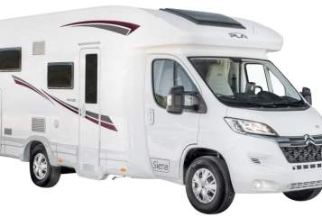 Hire a motorhome in Büchel from private owners  PLA Rocky