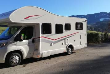 Hire a motorhome in Laupheim from private owners| RIMOR RIMO 44