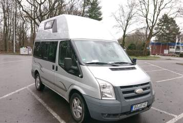 Hire a motorhome in Bochum from private owners| Ford Nuggy