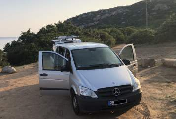 Hire a motorhome in Stuttgart from private owners| Mercedes Benz Vito Guide