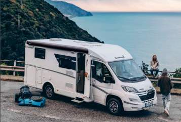 Hire a motorhome in Erfurt from private owners| Sunlight *JUPITER*