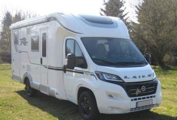 Hire a motorhome in Walkenried from private owners| Fiat Dobimobil
