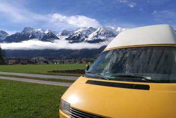 Hire a motorhome in Göttingen from private owners| Volkswagen Bruno