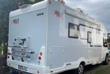 Hire a motorhome in Schkeuditz from private owners| Citroen Bella