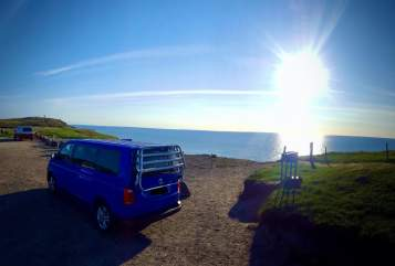 Hire a motorhome in München from private owners| VW T6-SurferBulli