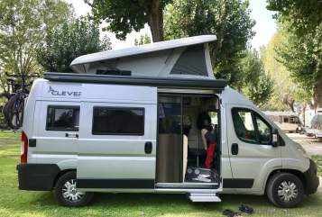 Hire a motorhome in Essen from private owners| Citroen Barchmobil