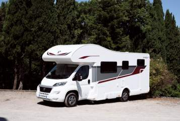 Hire a motorhome in Morsbach from private owners| Fiat Wolke