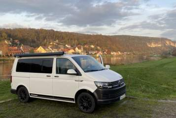 Hire a motorhome in Hannover from private owners| VW Piet