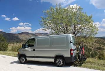 Hire a motorhome in Marl from private owners  Renault Tore