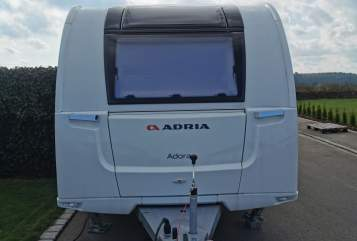 Hire a motorhome in Dürmentingen from private owners| Adria Holiday