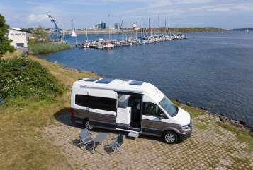 Hire a motorhome in Lübeck from private owners  VW MK Camper 682