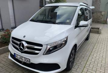 Hire a motorhome in Wiesbaden from private owners| Mercedes Benz WINGMOBIL