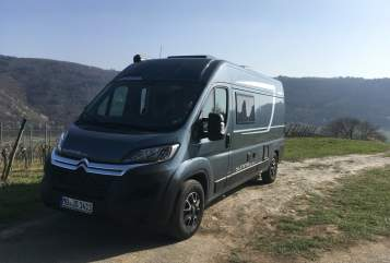 Hire a motorhome in Xanten from private owners| Pössl Helga II
