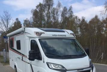 Hire a motorhome in Kiel from private owners| Weinsberg pepper