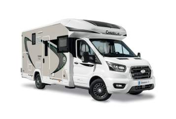 Hire a motorhome in Remscheid from private owners| Chausson BiberWomo 1 BB