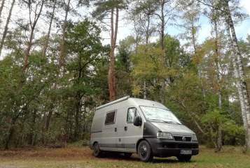 Hire a motorhome in Mainz from private owners| Fiat Thorvan