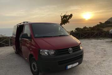 Hire a motorhome in Dresden from private owners| Volkswagen Bernd
